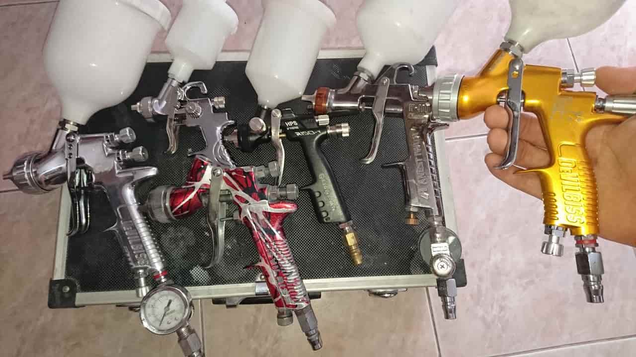 Spray Gun Reviews